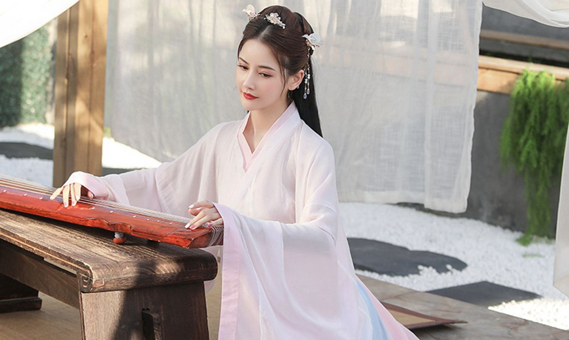 What is Hanfu clothing?A deep understanding of the Hanfu culture