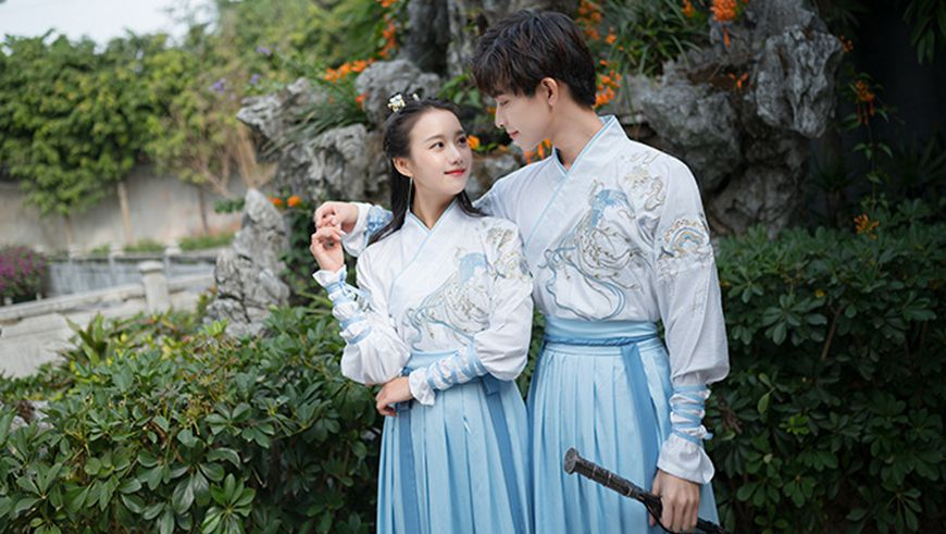 How To Buy Chinese Traditional Dress Hanfu Clothing