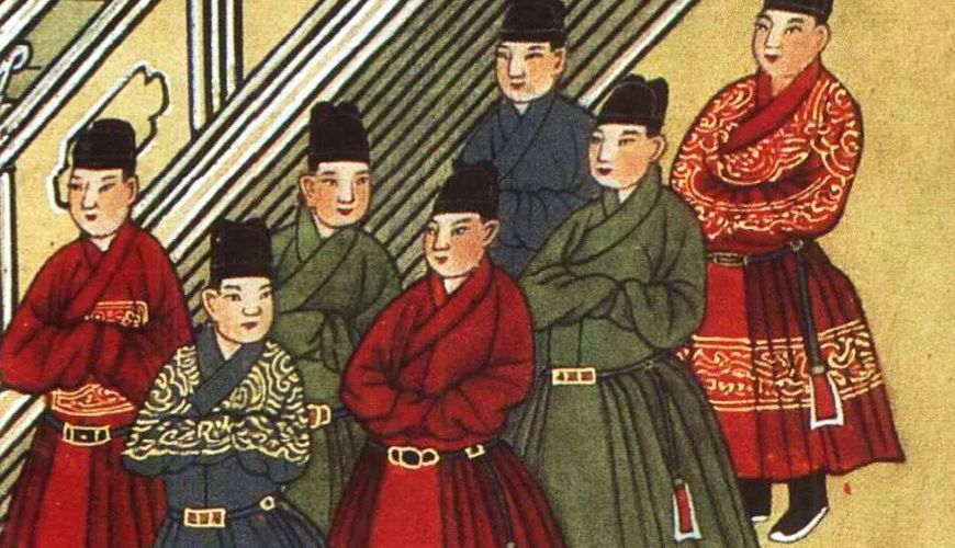 Important Costumes of Ming Dynasty – Flying Fish Suit
