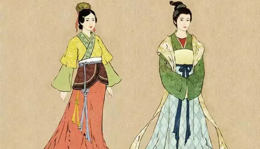 What Kind Of Chinese Culture Is Contained In Chinese Clothing Hanfu