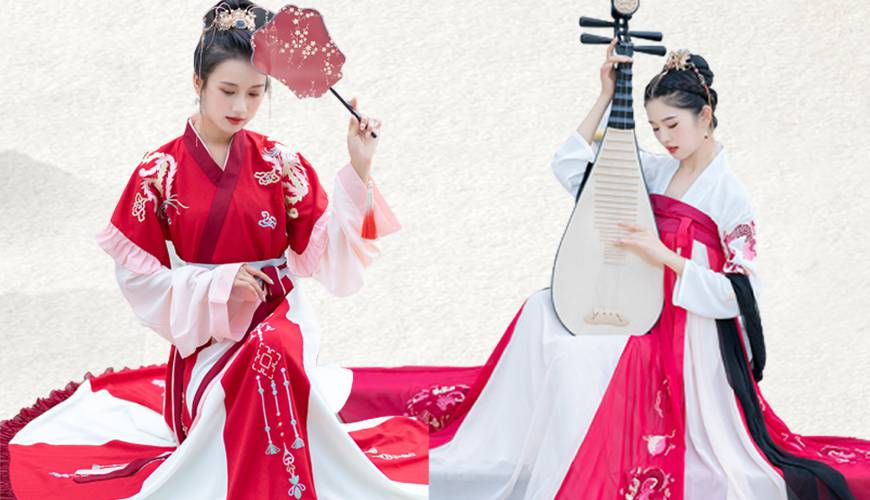 Tips For You To Choose The Most Suitable Chinese Costumes Hanfu For Yourself
