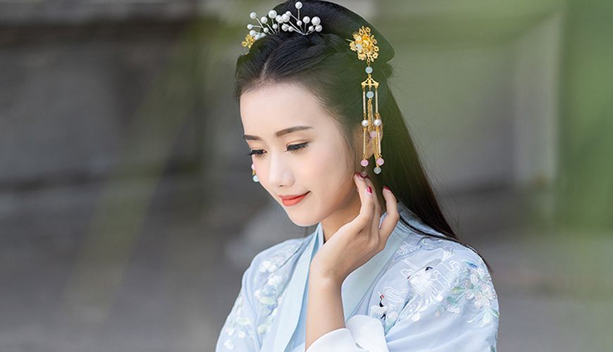What Kind Of Hanfu Is Suitable For Each Constellation?