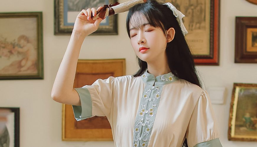 8 Modern Chinese Dress Hanfu Recommended In Summer 2020