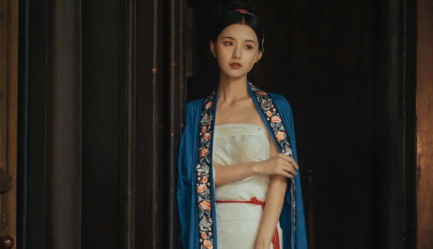 The Beauty Of Hanfu Blooms In Life | FashionHanfu Photography
