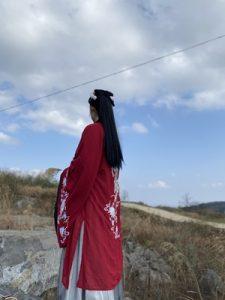 Chinese Han fu Qiyao Ruqun Men&Women photo review