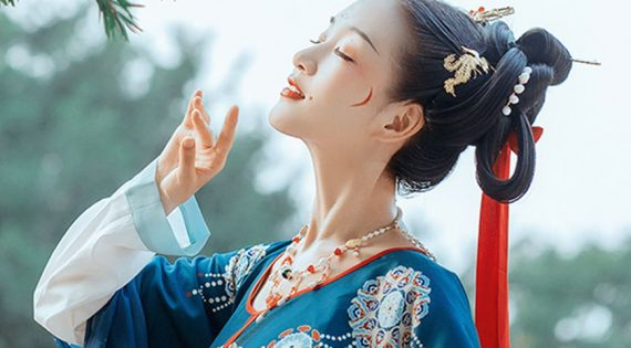 Do you know the characteristics of embroidery in various dynasties of Hanfu?