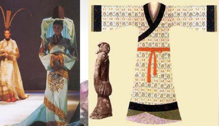The Evolution History Of Chinese Traditional Costume 2020