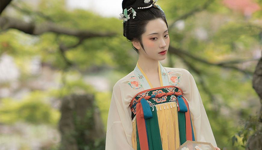 2020 What Should I Do When The Qixiong Ruqun Always Falls Off?