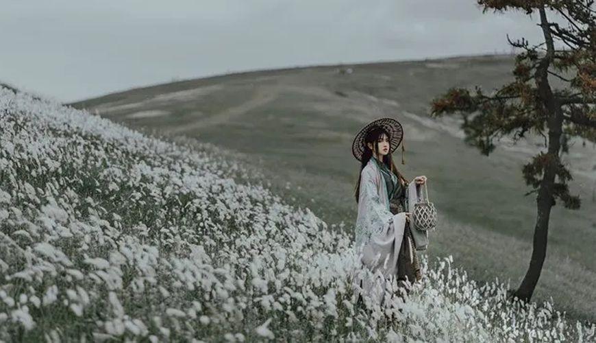 The Most Beautiful Wuxia Hanfu Photography 2020