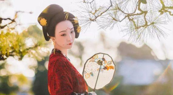 5 Sets of Tang Dynasty Hanfu – Elegant & Gorgeous