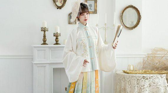 A Perfect Combination Of Hanfu And Lolita Style – Hanfu Collocation 2020