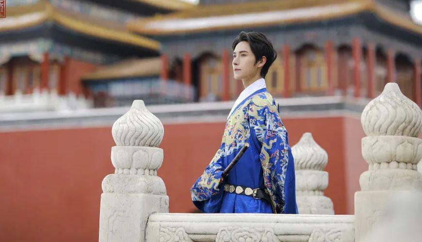 7 Most Classic Hanfu Pose Male 2020