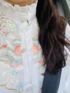 Chinese Modern Classic Women Dress photo review