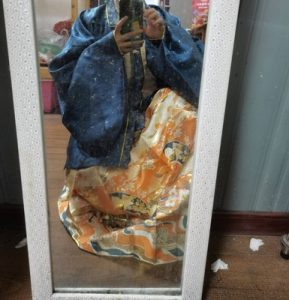 Chinese Traditional Folk Elegant Costume Hanfu Female Dress photo review