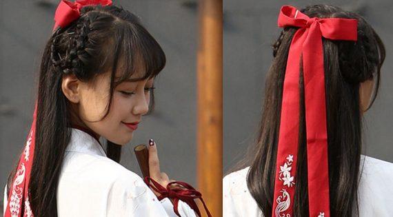 6 Pretty Hanfu Hairstyle With Hairbands – Fashion Hanfu