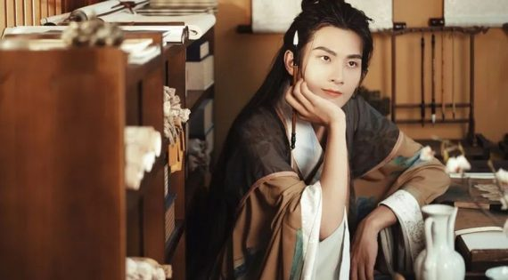 Your Favorite Male Model Of Hanfu In 2020
