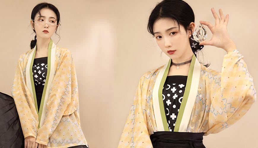 Hanfu Recommendation | Fashionable Modern Hanfu of Song Dynasty 2021