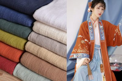 4 Kinds Of Common Hanfu Fabrics Introduction -2021